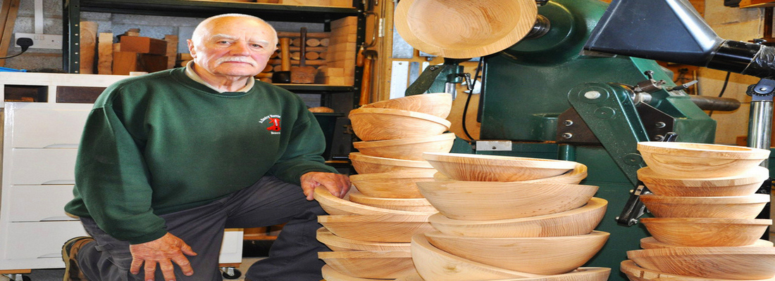 Don White Woodturning Courses
